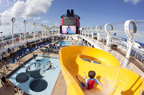 Kids Sail Free on Disney