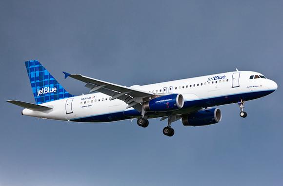 Nice: JetBlue