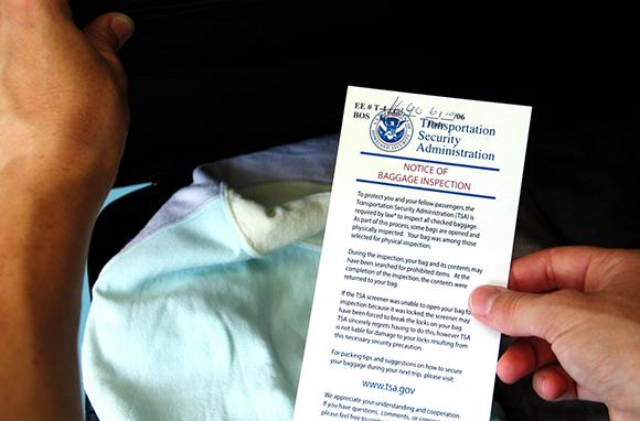 Naughty: TSA