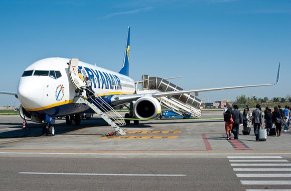 Naughty: Ryanair