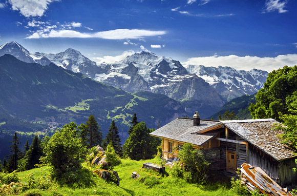 Bernese Oberland, Switzerland