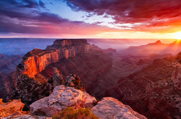 North Rim, Grand Canyon National Park, Arizona