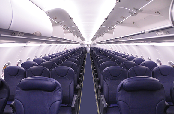 Single-Aisle Planes, North American Lines