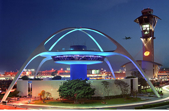 Encounter Restaurant, Los Angeles International Airport