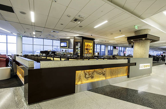 Cat Cora's Kitchen, San Francisco International Airport