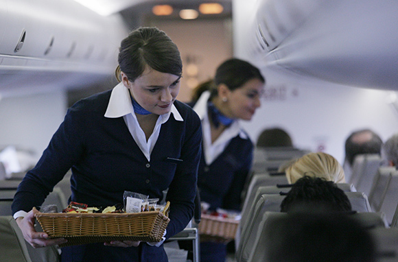 Free In-Flight Foods