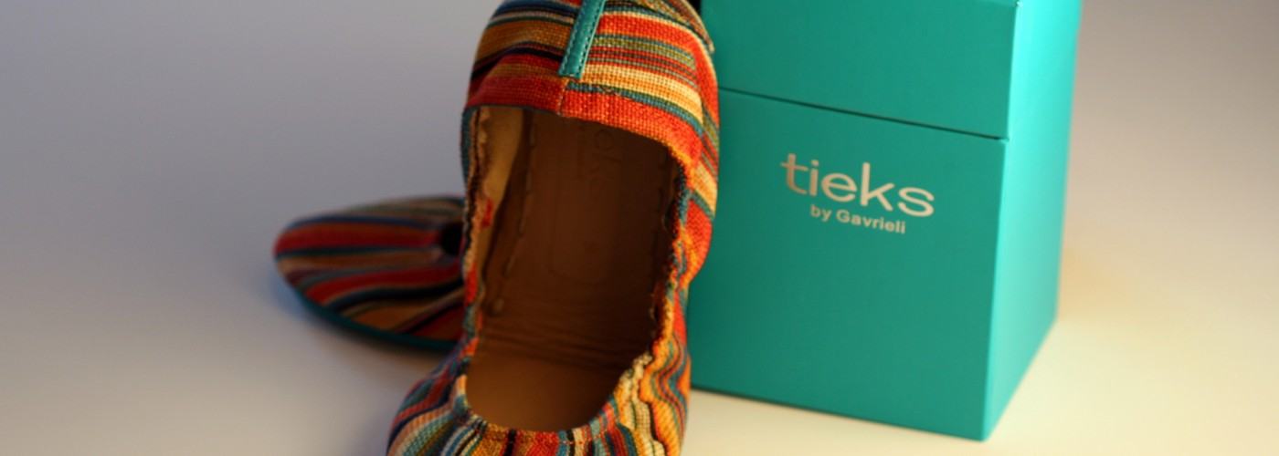 89cb37e3067 Product Review  Tieks Ballet Flats