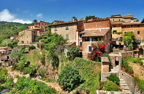 Deia (Deya), Spain