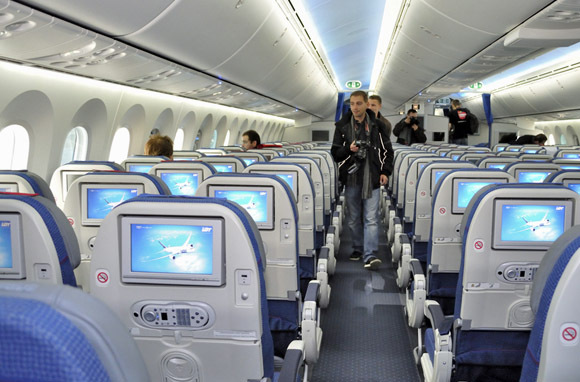 Stowing Your Carry-On at the Front of the Plane (When You're in the Back)