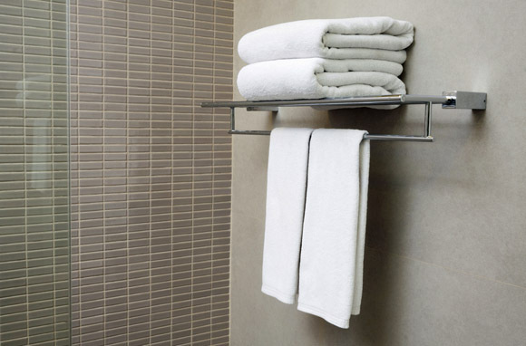 Not Reusing Towels at Hotels