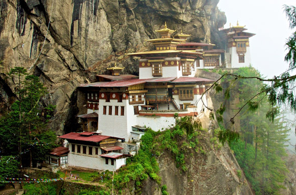 Sacred Rivers of Bhutan