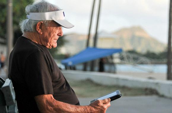 E-Reader Or Tablet
