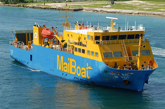 Bahamas: Hop The Mail Boat