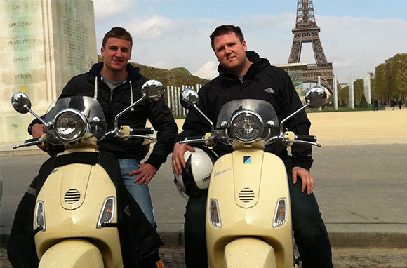Paris: Explore With A Local On A Vespa