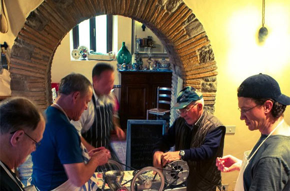 Italy: Take A Cooking Class