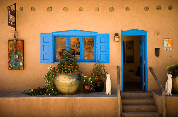 Santa Fe, New Mexico: Get Creative