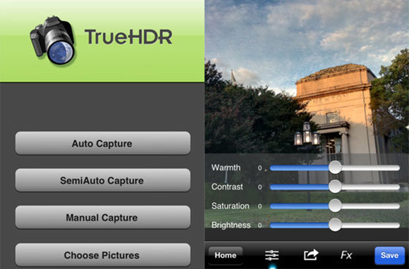 Use An HDR App