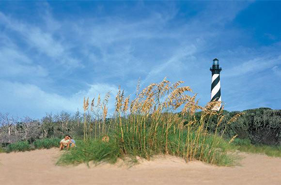 Cape Hatteras Lighthouse, Buxton, Cape Hatteras