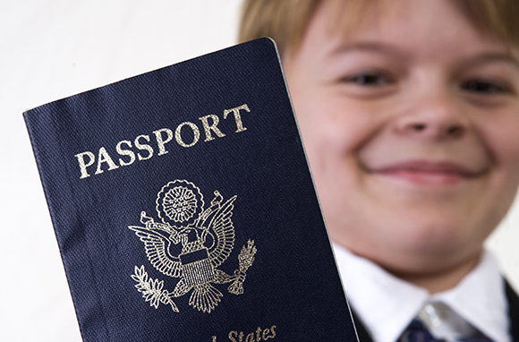 Passports For Kids