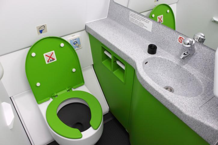 Airplane Bathrooms To Get Even Smaller Smartertravel