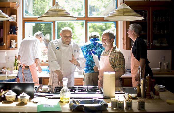 At B&Bs, Culinary Travel Is 'Inn'