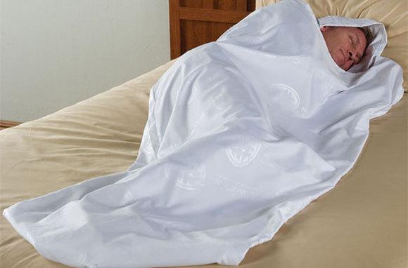 Bedbug Sleeping Cocoon