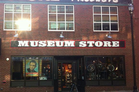 Johnny Cash Museum, Nashville, Tennessee