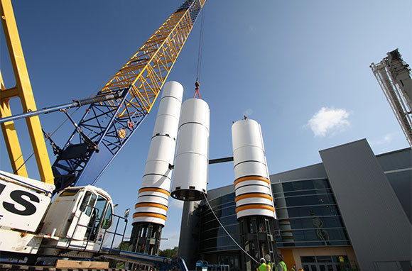 Space Shuttle Atlantis, Cape Canaveral, Florida