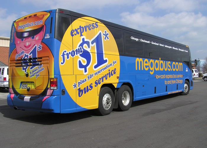 Wow! Big Megabus Summer Sale with Tickets from $5