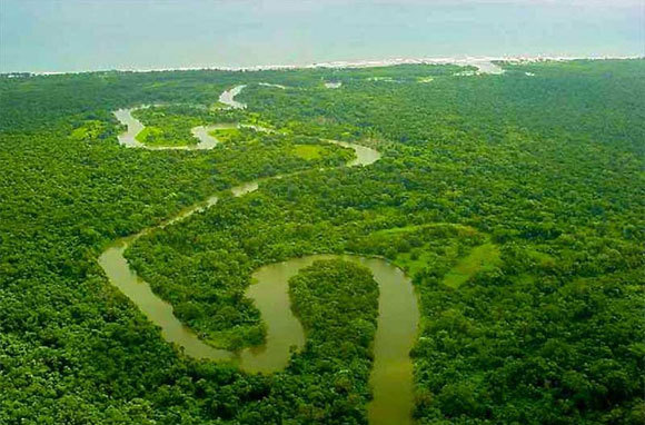 Rio Platano Biosphere Reserve, Honduras