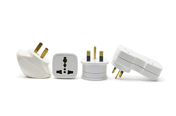 Pack an adapter (the right one)