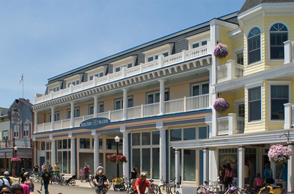 Bicycle Street Inn & Suites, Mackinac Island, Michigan