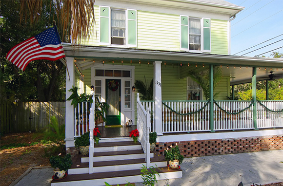 The Londoner Bed & Breakfast, Bradenton, Florida