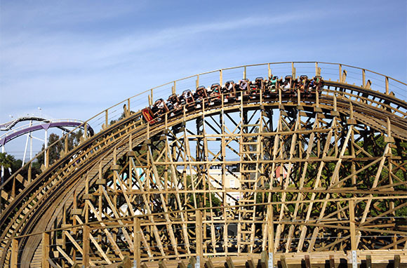 Gold Striker, California's Great America
