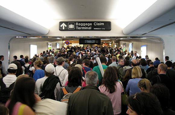 Disregarding The Busiest Travel Days