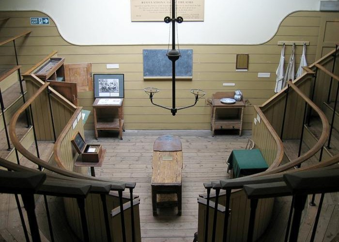 Old Operating Theatre Museum and Herb Garret, London, England