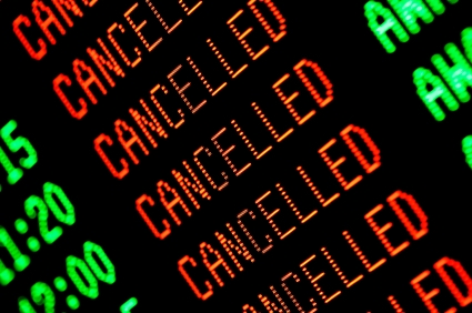 Canceled Flight? What to Do When Bad Weather Strikes