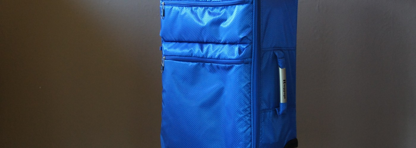 Product Review: It Luggage Is the World's Lightest Luggage ...