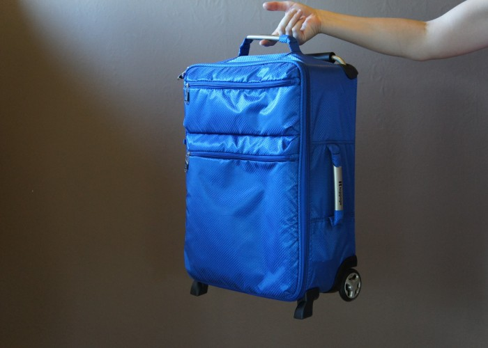 Product Review: It Luggage Is the World's Lightest Luggage