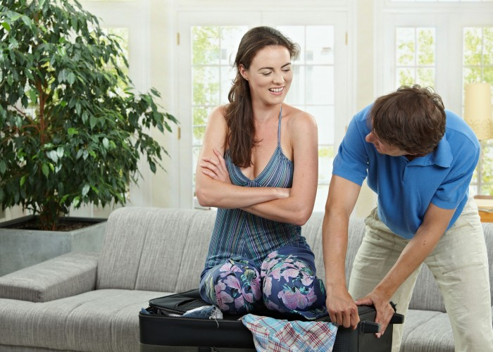 Four Reasons to Share Your Suitcase with a Travel Partner
