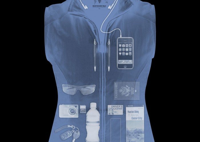 This Travel Vest Could Replace Your Carry-on Bag