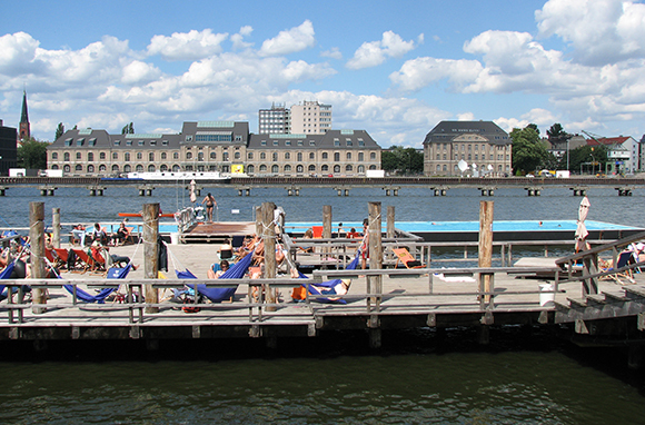 Badeschiff, Berlin, Germany