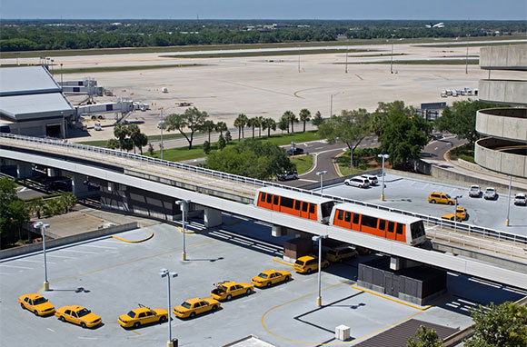 Tampa International Airport (TPA)