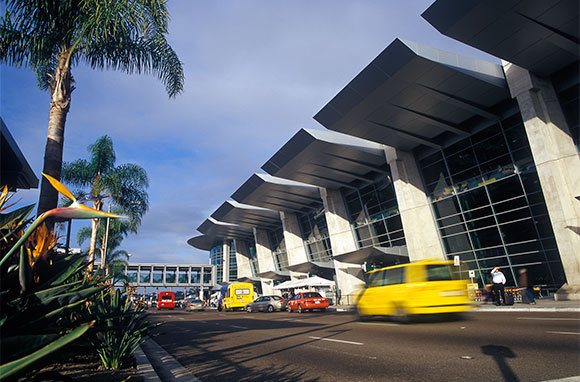 San Diego International Airport (SAN)