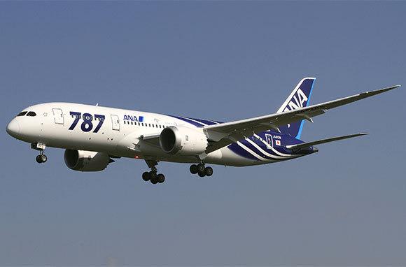 The New Plane: Boeing 787 Dreamliner