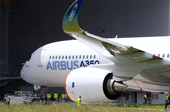 Brand-New: Airbus A350