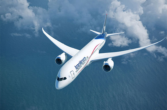 Stretch: Boeing 787 Dreamliner