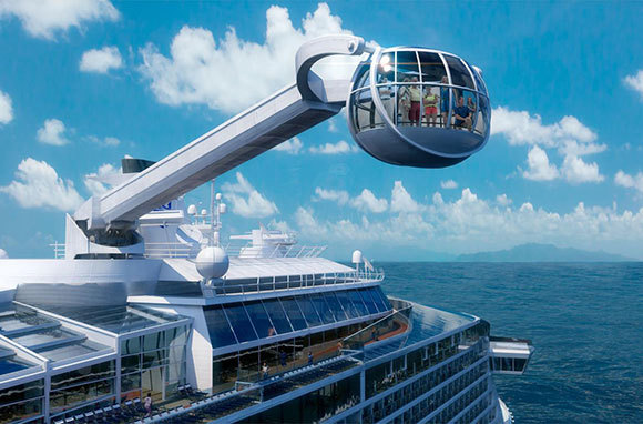 Quantum of the Seas, Royal Caribbean International