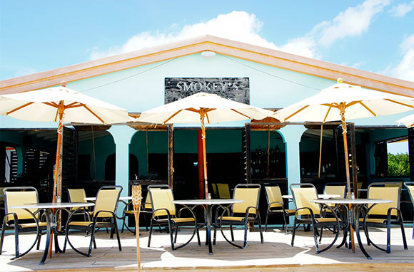 The Beachfront Dining