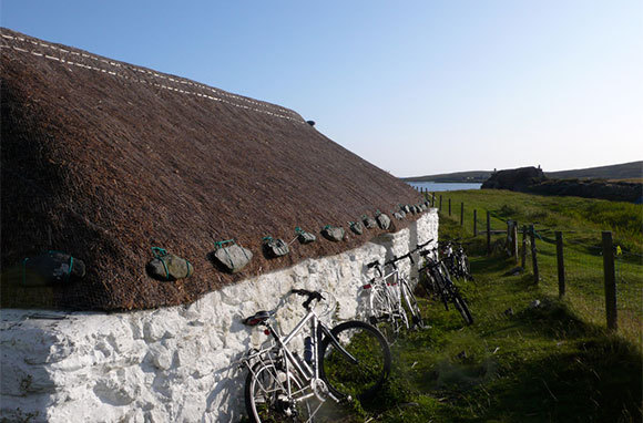 Island Hop by Bicycle in Scotland's Outer Hebrides
